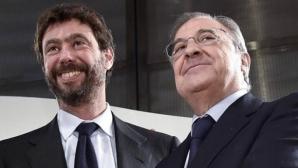 ФИФА и УЕФА определиха тежки санкции за клубовете и играчите, които биха участвали в Суперлига