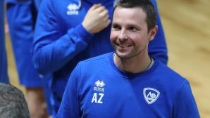 Левски открива официално новата зала срещу ЦСКА