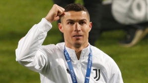 Чешката федерация отсече: Роналдо не е подобрил рекорда на Бицан, остават му още 62 гола