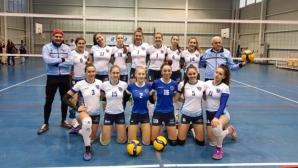 ДКС Варна с 3-а поредна победа в женското първенство