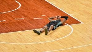 Още три отложени мача в НБА