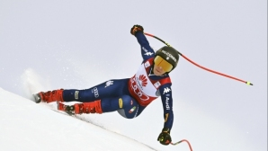 Годжа с трета поредна победа в спускане за СК