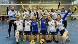 Ръководството на ДКС: Варна се завръща на волейболната сцена при жените