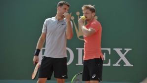 Не позволяват на Григор да тренира с друг тенисист освен Гофен