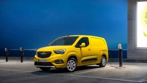 Новият Opel Combo-e - електрическа мобилност без компромиси