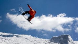 Силно представяне на младите български сноубордисти в Австрия