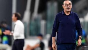 Маурицио Сари няма интерес да поема Рома