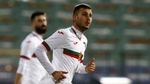Доминик Янков: Не се замислих дали да избера България пред Канада