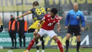 Крило на ЦСКА-София се възстанови от контузия