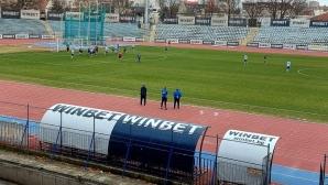 Дунав вкара 13 гола в приятелски мач