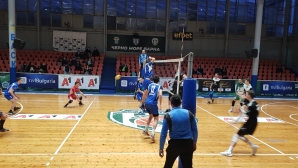 Черно море измъкна драматична победа срещу Ботев във втората осмица