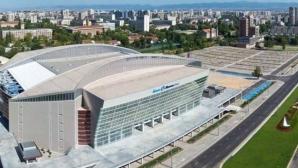 """Красен Кралев: На """"Червено знаме""""  ще изградим многофункционална зала за 3000 зрители"""