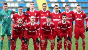 Пропадна проверката между ЦСКА 1948 и Етър
