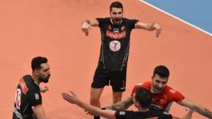 Супер Мартин Атанасов с 18 точки, Зираатбанк с победа №16 в Турция (снимки)