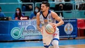 Георги Сираков сред най-резултатните при загуба на Бишелие