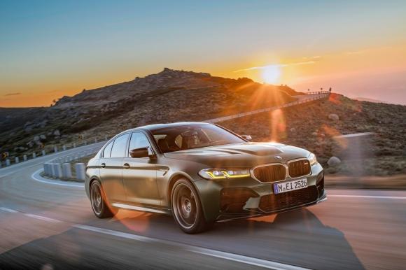 Новото BMW M5 CS е от друга планета