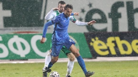 Мартин Райнов пропуска днешната контрола на Левски