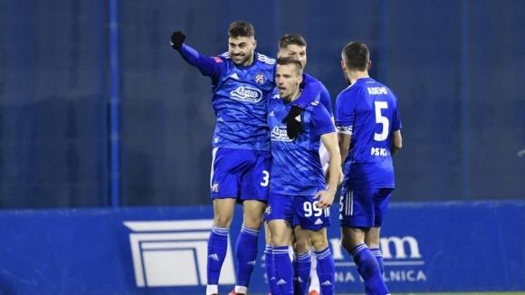 Лошото начало не стресна Динамо (З) в дербито с Хайдук (видео)