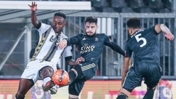 Равенство между отборите на Малинов и Горанов