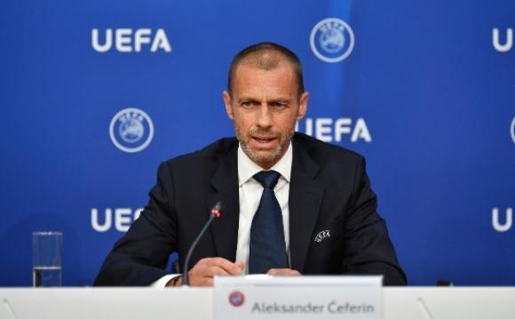 УЕФА излезе с официално изявление за Европейското