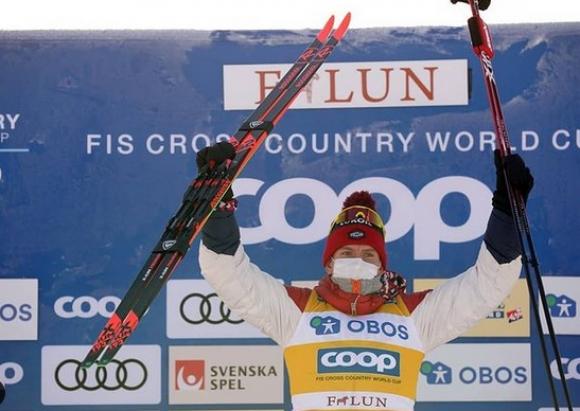 Александър Болшунов спечели интервалния старт на 15 км във Фалун (видео + снимки)