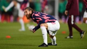 Реал Мадрид не може да стигне офертата на ПСЖ за Рамос