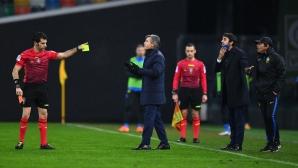 Наказват рефера от последния мач на Интер