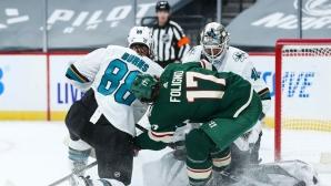 Дъжд от голове в НХЛ