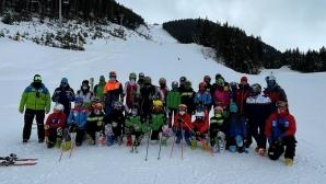 БФСки проведе лагер-сбор на таланти в ските