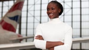 Ашър-Смит с първи старт след световната си титла на 200 метра