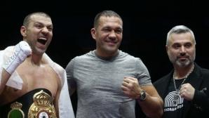 Ивайло Гоцев: Тервел ще се бие за световната титла през 2022 година