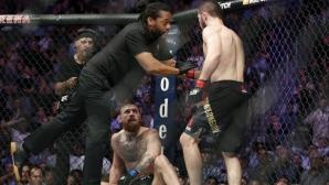 Конър от UFC 257 не би изкарал и рунд с Хабиб