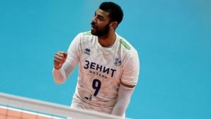 Volleyball.it: Ървин Нгапет ще подпише 3-годишен договор с Модена