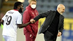 Стефано Пиоли: Манджукич е под въпрос за двубоя с Интер