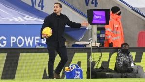 Лампард коментира уволнението си от Челси