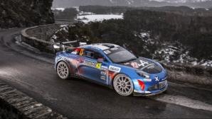 Победа за Alpine при завръщането в Рали Монте Карло