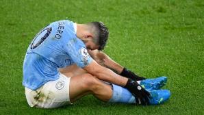 Гуардиола: Манчестър Сити ще се нуждае от головете на Агуеро