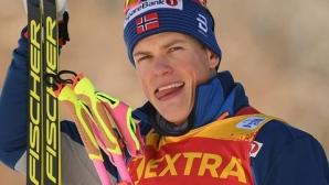 Клаебо се завръща в тима на Норвегия за стартовете от СК по ски-бягане във Фалун