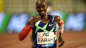 Мо Фара: Всички спортисти ще бъдат ваксинирани преди Олимпийските игри в Токио
