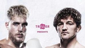 Потвърдено: Бен Аскрен с боксов двубой срещу Джейк Пол