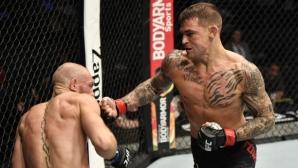 Нокаутът на Порие над Макгрегър - една от най-касовите битки на UFC