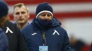 Стоянович: Времето ни притиска за нови попълнения, имаме нужда от спортен директор