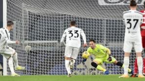 Ювентус громи по пътя към полуфиналите за Купата на Италия