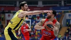 След сблъсък в съблекалнята, ЦСКА Москва отстрани звездата си от тренировки и мачове
