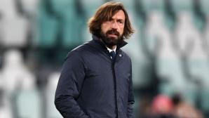 Пирло: Когато дойдох в Юве, изоставахме от Милан, но накрая титлата беше наша