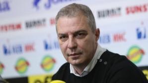 Александър Станков: За мен тази година ЦСКА трябва задължително да има трофей