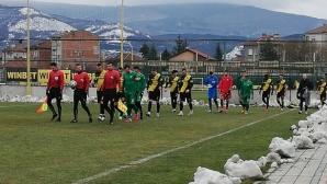 Два гола на Атанас Илиев отказаха Берое в Коматево