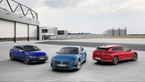 Новият Volkswagen Arteon с plug-in хибридно задвижване и нова гама от двигатели