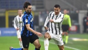 Роналдо рискува да пропусне финала за Купата на Италия