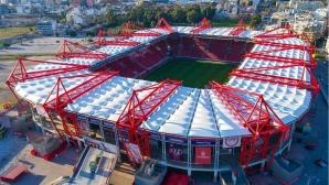 Арсенал ще домакинства на Бенфика в Атина